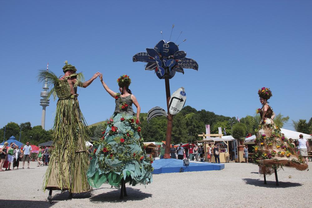 TOLLWOOD, festival verano múnich, programación cultural aire libre múnich julio