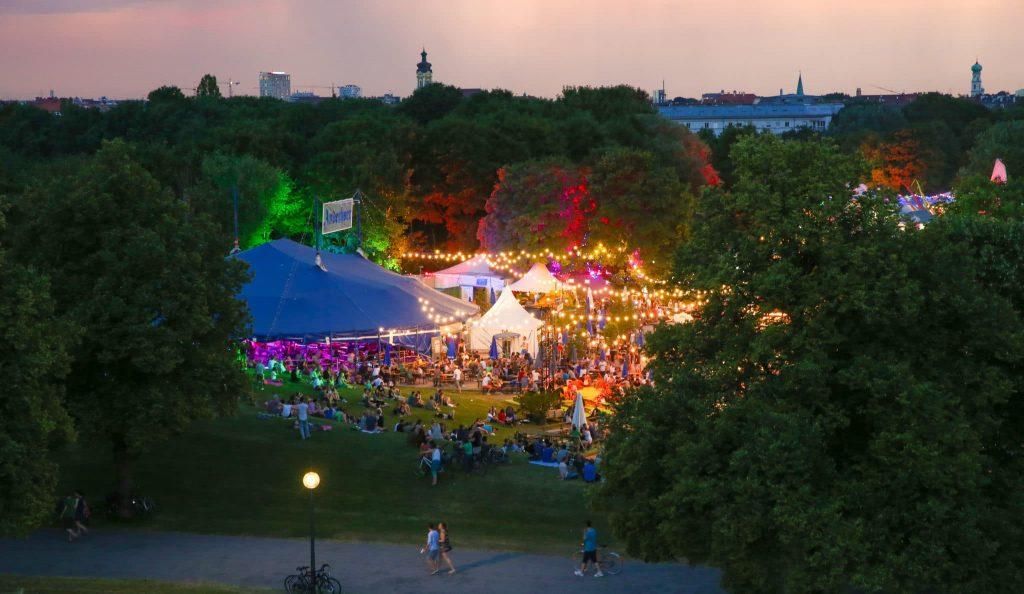 Vista del festival. / Bernd Wackerbauer